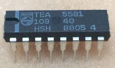 1 pc. TEA5581  Philips  PLL-Stereo-Dekoder  DIP16  NOS