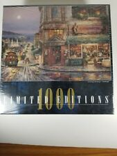 Rose Art Limited Editions 1000 Piece Jigsaw Puzzle Cafe Prego