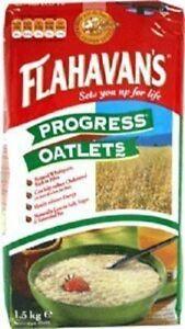 Flahavans Progress Oatlets 500g (Pack of 3) - SOLD BY DSDELTA IRELAND
