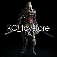Play Arts Kai Assassin's Creed IV Edward Kenway Action Figure Toy Model Statue 9