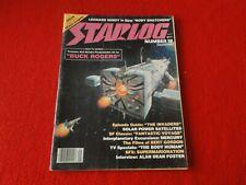 Vintage Science Fiction Magazine Star Log Dec. 1977 #10 George Pal Isaac Asimov6