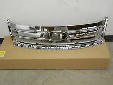 2007 2008 2009 2010 Ford Edge Chrome Grille Grill New OEM Part 7T4Z 8200 A