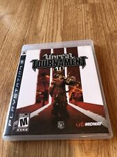 Unreal Tournament III (Sony PlayStation 3, 2007) Ps3 VC7