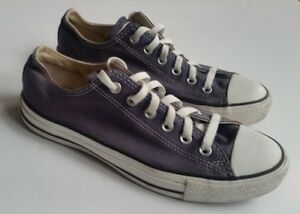 Converse All Star Blue Trainers - Size - UK 7, EU 40