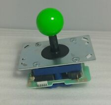 Japan Seimitsu Joystick Green Top Ball 5 Pin connector Arcade Parts LS-32-02-10