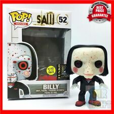 FUNKO POP Saw Billy San Diego Comic Con Exclusive 2014 GLOWS IN THE DARK #52