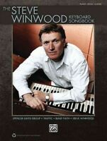 Steve Winwood Keyboard Songbook : Piano/Vocal/guitar, Paperback by Winwood, S...