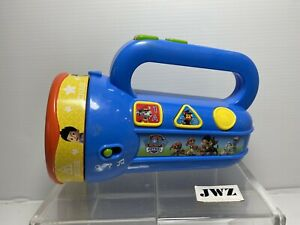 2015 Paw Patrol - Fun & Learn - Projector lights & sounds - RARE