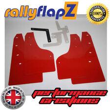 Stile Rally anteriore per FORD FOCUS ST250 pre /& restauro Parafanghi Corsa Rosso PU