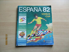 Panini Album WC Espana 82 (1982) -  complete Kicker
