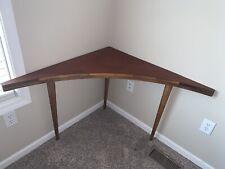 Vintage Mid-Century Modern Scandanavian Sofa Corner Table