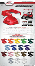 Club Car Precedent Golf Cart Front Cowl & Rear Body Set - 21 Colors To Choose