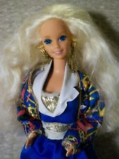 F1  Vintage Barbie Doll, 1992 Sea Holiday, Nautical, Sailor, No Hat or Shoes