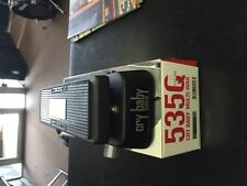 Dunlop Crybaby 535Q Wah Pedal