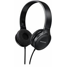 Panasonic RPHF100MEK Lightweight On-ear Headphones With Mic & Controller