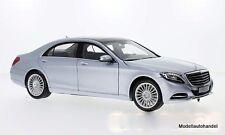 Mercedes S Klasse (V222) 2016  silver 1:18 Norev