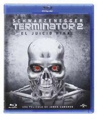 Terminator 2: El Juicio Final - Edición Especial Blu-ray (NUEVO PRECINTADO)