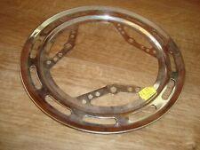 vintage racer crank chain guard chrome 3 arm