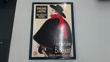 Toulouse-Lautrec The Complete Posters, Russell Ash, BCA, Hardcove