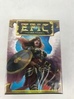 NEW White Wizard Games Epic World Base Set Card Game SEALED