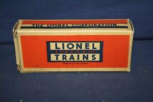 Lionel 145-C Accessory Contractor   LNOB