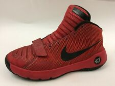 f6e5428fabc8 Nike KD Trey 5III Boys 5.5 Youth Red Mid Top Basketball Shoes Sneaker  768870 606