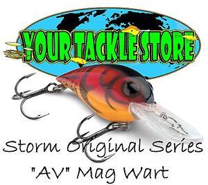 Storm AV Mag Wart Original Series AV655 - AVSP60 Pick Color & Quantity NIP