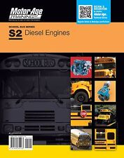 ASE S2 Study Guide Diesel Engines School Bus Test | Motor Age Training