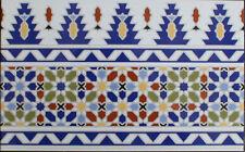 10 Keramik Mosaikfliesen im maurischen spanischen Stil Restposten günstig 703B