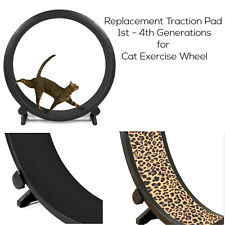 Set of 9 Replacement Traction Pads For 1st-4th Gen Cat Exercise Wheel Treadmill