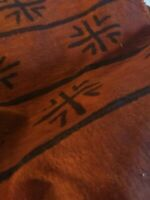 Mudcloth Genuine Dogon Tribe Africa 36X50-