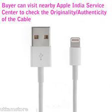 100% Original Apple 8 pin Lightning USB Data Sync Cable iPhone 5 5s6 6S Plus
