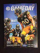 Pittsburgh Steelers vs Baltimore Ravens GameDay Stadium Program 10.06.2019