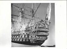 PHOTO Musée de la Marine + POUPE d'un NAVIRE ROYAL