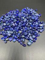 Tumbled Natural Bulk Gemstone Crystal Lapis Lazuli 50g Natural Healing 6-9mm