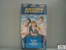 Switching Channels * Factory Sealed * 1988* PG * VHS
