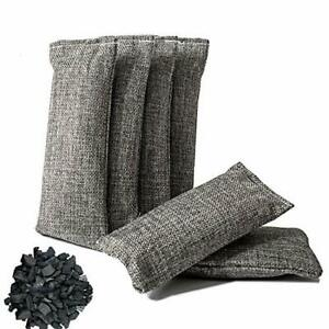 12 Packs Natural Air Purifying Bag Shoe Deodorizer And Odor Eliminator 100% Na