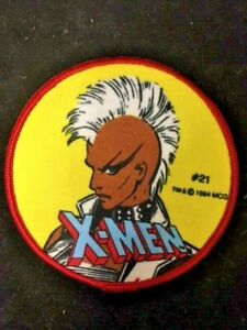 1984 Marvel Comics X-Men Patch #21