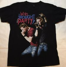 Florida Georgia Line T Shirt Medium Black The Who Bought The Party 2013 Concert