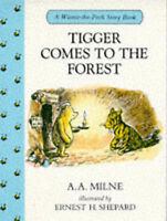 Tigger Comes to the Forest and Has Breakfast (Winnie-the-Pooh), Milne, A. A., Ve