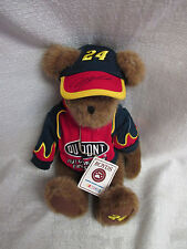 Jeff Gordon Signed Boyds Bear Plush Dupont Racing #24 919401 JSA J73127