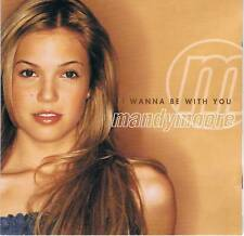 Mandy Moore - I wanna be with you - CD - Candy - Everything my heart desires