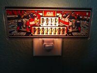 POLE POSITION Arcade Marquee Night Light