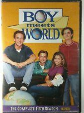Boy Meets World: Season 5 DVD Alan Myerson(DIR)