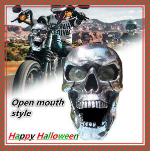 LED SKULL HEADLIGHT FOR CARS Motorcycle skull headlight skull light Lamps