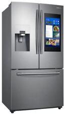 Samsung RF265BEAESR 24 cu.ft. Capacity 3 Door French Door Refrigerator stainless