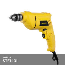 Stanley Stel101 Electric Code Rotary Drill 220-240V 400W 10mm Keyed 3.2lb Track#