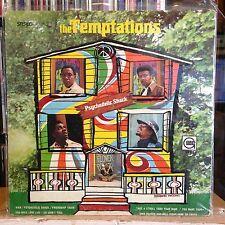 [SOUL/FUNK/JAZZ]~VG+ LP~The TEMPTATIONS~Psychedelic Shack~{Original 1970~MOTOWN]