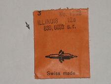 Illinois balance staff 836 6899 s.r 47613 axe de balancier Unruhwelle Ronda 1268