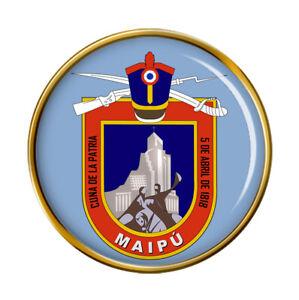 Maipú (Chile) Pin Badge